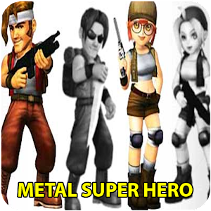 Metal Super hero
