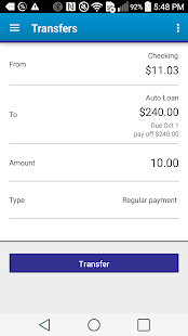 People Driven Credit Union- screenshot thumbnail