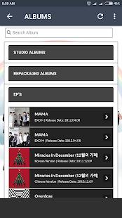 Exo Lyrics Offline Apps On Google Play