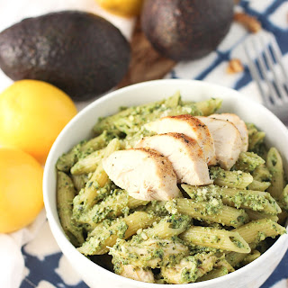 Chicken Avocado Pasta Recipes.