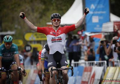 Opnieuw prijs voor Lotto Soudal in de Ronde van Groot-Brittannië