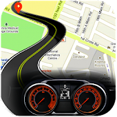 GPS Route Finder Driving Navigation Guide