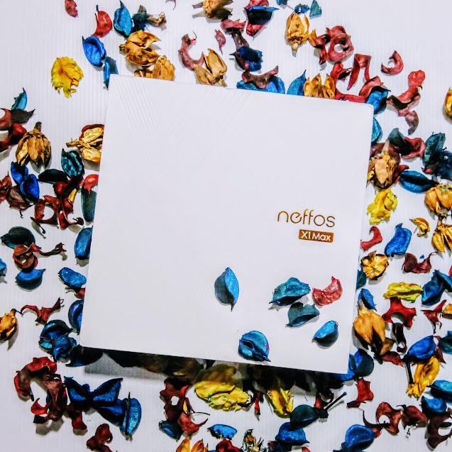 snap shot Neffos X1 Max
