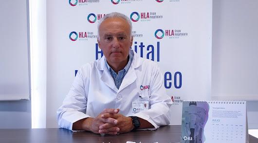 José Javier García del Águila, nuevo director médico del hospital Mediterráneo