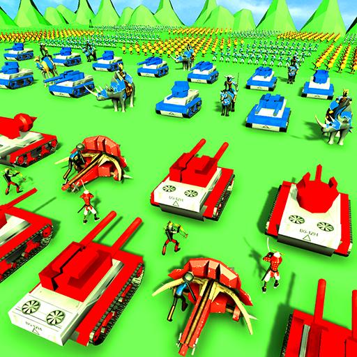 Stickman Battle Simulator - Stickman Warriors file APK for Gaming PC/PS3/PS4 Smart TV