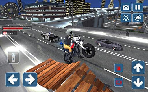 Police Motorbike 3D Simulator 2018 1.0 screenshots 7
