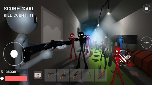 Stickman Combat Pixel Edition 8 screenshots 9