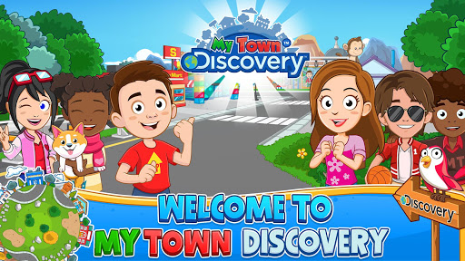 My Town : Discovery 1.7.6 screenshots 1