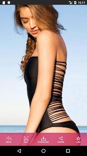 Bikini Girl Wallpapers HD - náhled