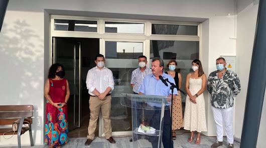 Finaliza la reforma del Centro Social del Pozo de la Higuera