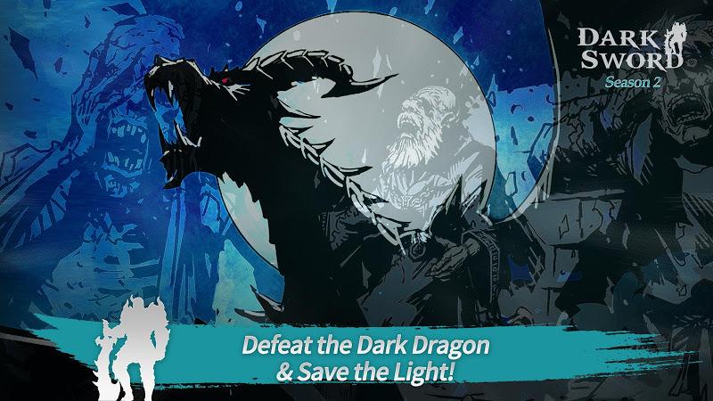 Dark Sword v2.0.1 (Mod Gold/Souls/Keys/Stamina/1 Lvl)