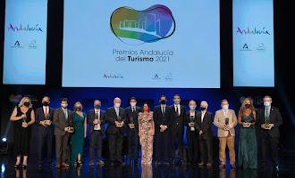 Los Premios Andalucía del Turismo se entregan en Almería