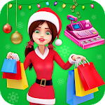Merry Christmas Tailor Shop Icon