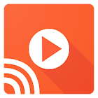 EZ Web Video Cast | Chromecast icon
