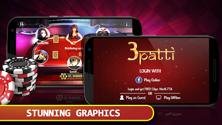 Teen Patti Gold - Indian Poker 2.0 screenshot 349186