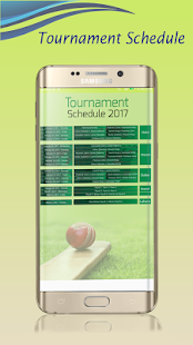 Themes PSL Profile Editor, Cricket Schedule 2018 - náhled