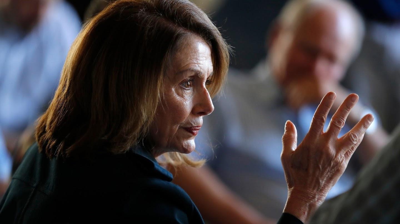 Watch Nancy Pelosi: CNN Town Hall live