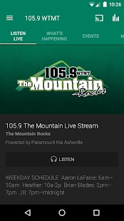 105.9 The Mountain - náhled