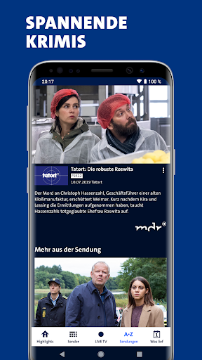 ARD Mediathek 8.2.2 screenshots 6