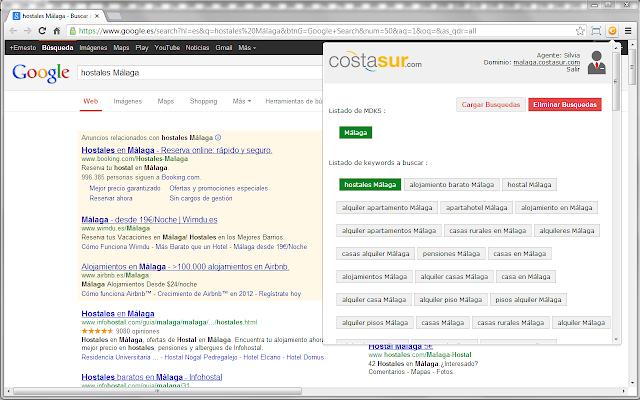 Agentes Costasur.com