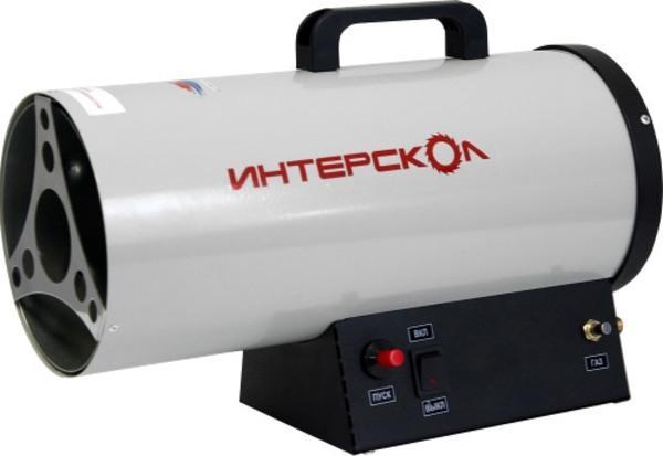какую мощность должна иметь тепловая пушка для обогрева гаража