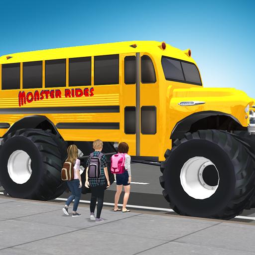 Escola De Carro Jogo De Onibus Simulador 3D - 2020