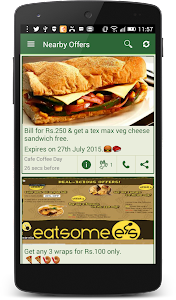 YoApp: Hyperlocal Food App screenshot 4