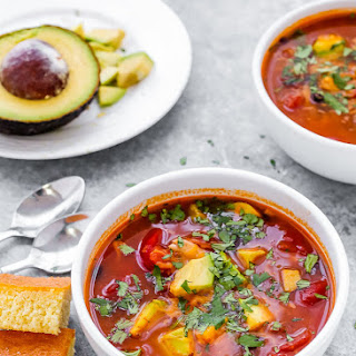 Easy Mexicali Soup
