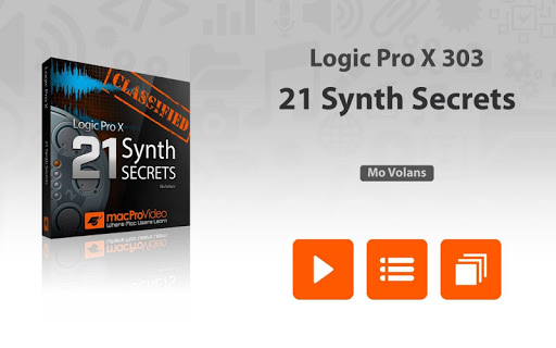 21 Synth Secrets For Logic Pro