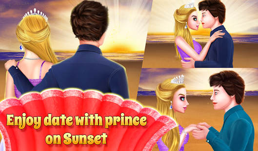 Mermaid & Prince Rescue Love Story 16