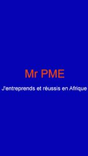 Mr PME - náhled