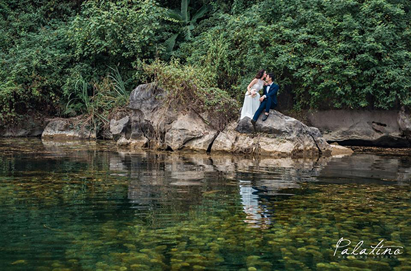 chụp ảnh cưới Tràng An