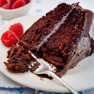 Super Moist Chocolate Mayo Cake
