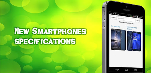 New Smartphones Specification Aplicaciones (apk) descarga gratuita para Android/PC/Windows screenshot