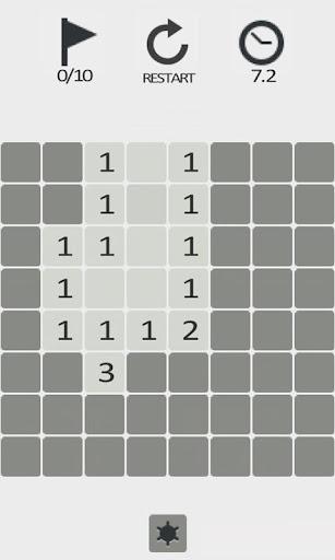 Minesweeper Windows Retro Game
