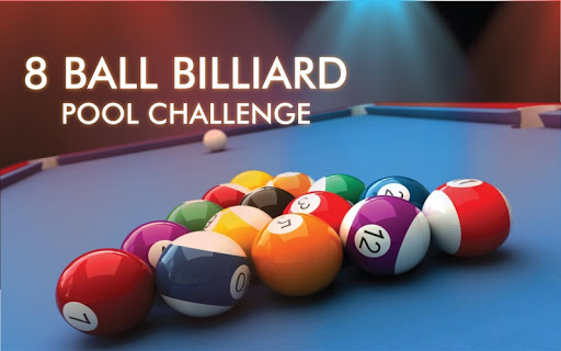 8 Ball Billiard Pool Challenge