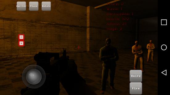 Zombie Asylum screenshot