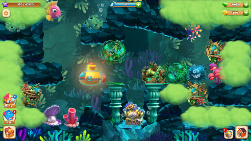 Funky Bay - Farm & Adventure game 38.6.652 screenshots 24