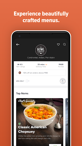 Swiggy Food Order & Delivery screenshot 3