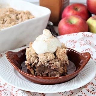 Gluten Free Apple Spice Crumb Cake Recipe