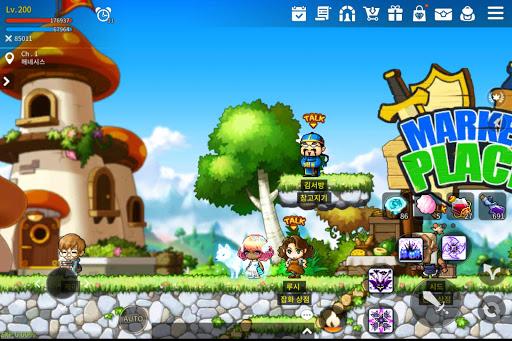 uba54uc774ud50cuc2a4ud1a0ub9acM  gameplay | by HackJr.Pw 16