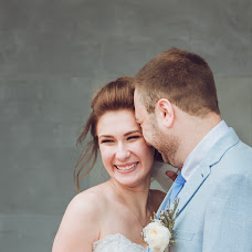 Wedding photographer Anna Zhovner (Nushkin). Photo of 20.09.2017