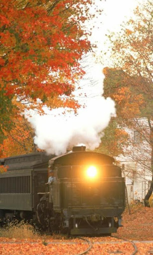 電車の壁紙