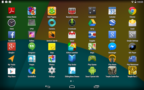 KK Launcher (Lollipop & KitKat) V2017 Unlocked 6