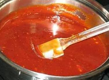 In a medium saucepan, combine all ingredients. Bring to a boil. Reduce heat to...
