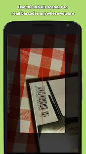 Barcode Scanner for Amazon- screenshot thumbnail