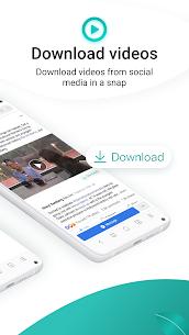 Mint Browser – Video download, Fast, Light, Secure 2