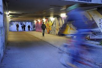 Photo: motion blur