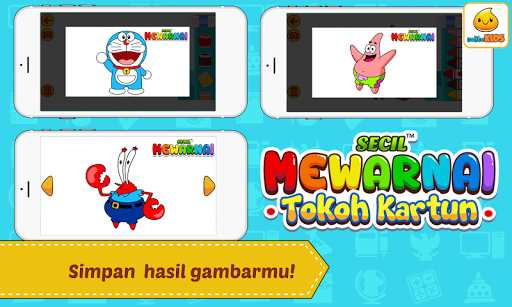 Mewarnai Kartun 1.0.3 screenshots 17