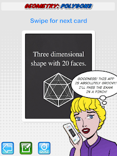 Pop Cards: AP Math Screenshot